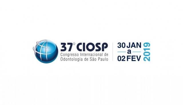 Falta pouco para o 37° Congresso Internacional de Odontologia de São Paulo – CIOSP 2019