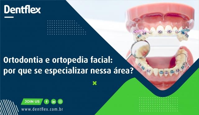Ortodontia e ortopedia facial: porque se especializar nesta área?